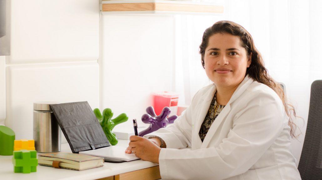 Dra. Miriam Berenice González Mondragón